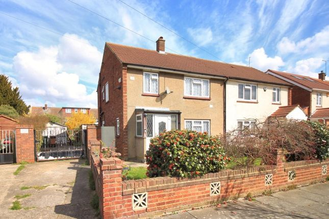 Thumbnail Semi-detached house for sale in Brabazon Road, Heston