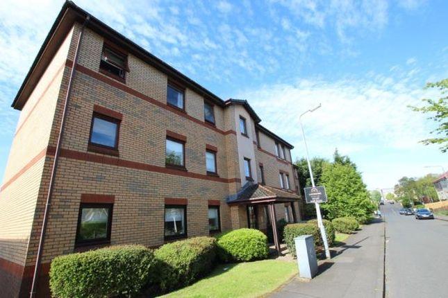 Thumbnail Flat to rent in Albion Street, Coatbridge