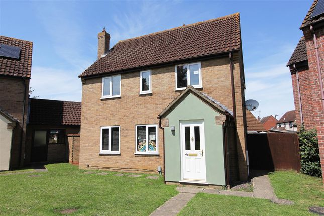 4 bed detached house for sale in Chatsfield, Werrington, Peterborough PE4