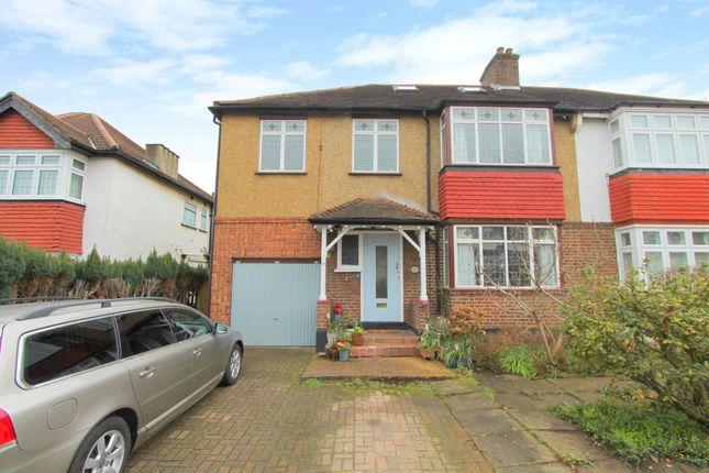 Thumbnail Semi-detached house for sale in Salcott Road, Beddington