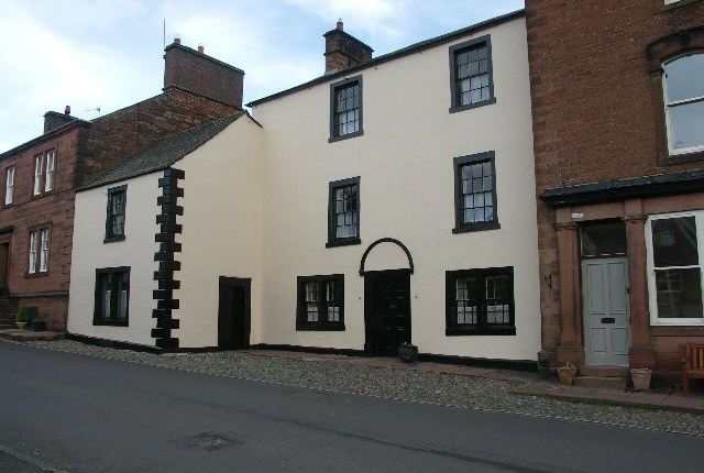 Thumbnail Terraced house for sale in Kirkoswald, Penrith