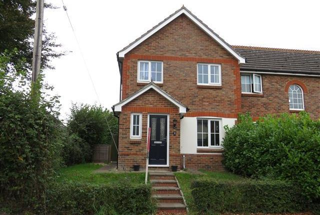 Thumbnail End terrace house to rent in Hollis Way, Halstock, Yeovil