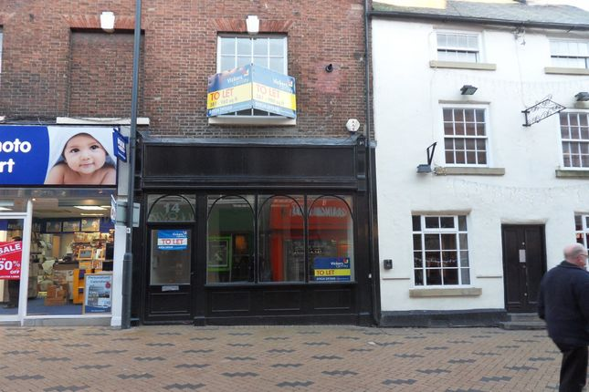 Thumbnail Retail premises to let in Little Westgate, Wakefield, West Yorkshire