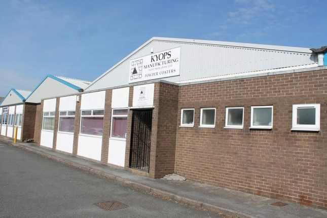 Thumbnail Industrial to let in Building 80 Bay 2, Pensnett Estate, Kingswinford