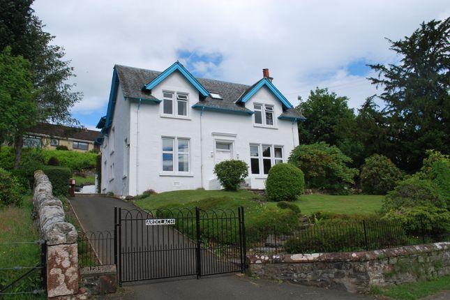 Thumbnail Detached house for sale in Craignavie Road, Killin