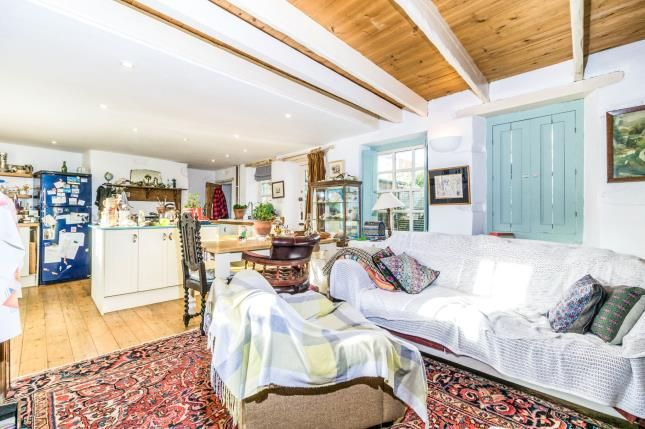 Thumbnail Terraced house for sale in Calstock, Cornwall