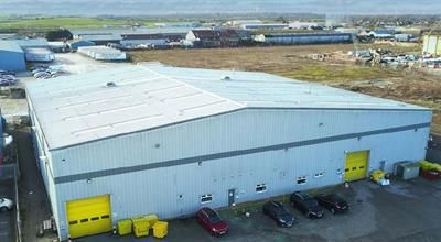 Thumbnail Light industrial to let in Northgate Business Park, White Lund, Morecambe, Lancashire