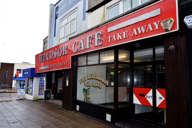 Thumbnail Restaurant/cafe to let in Craddock Street, Swansea