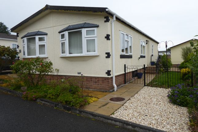 Thumbnail Mobile/park home for sale in Caerwnon Park, Builth Wells, Powys, Wales