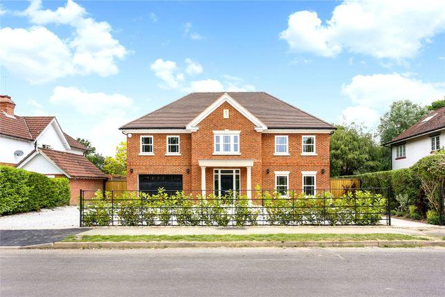 Thumbnail Detached house for sale in Avenue Road, Cranleigh, Surrey