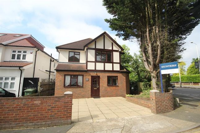 Thumbnail Detached house for sale in Bridge Way, Ickenham, Uxbridge