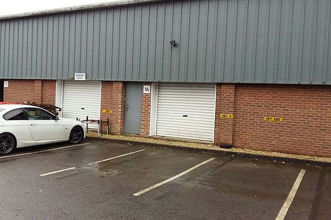 Thumbnail Industrial to let in Unicorn Business Centre, The Ridgeway, Chiseldon, Swindon