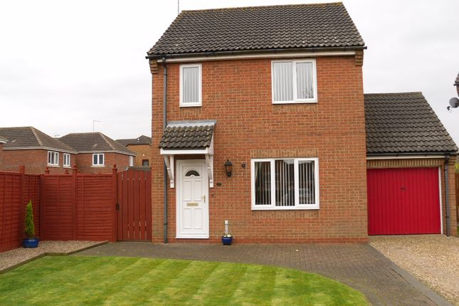 Thumbnail Terraced house for sale in Oldfield Gardens, Whittlesey