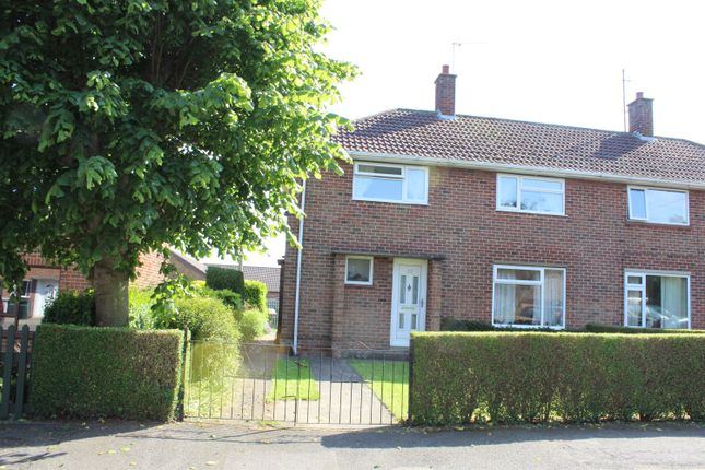 Thumbnail Semi-detached house for sale in Ancaster Avenue, Spilsby
