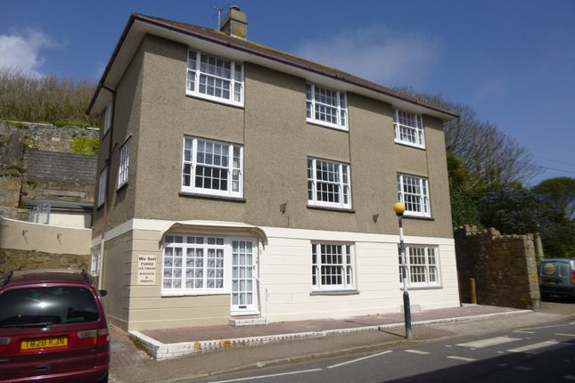 Thumbnail Flat to rent in Market Place, Marazion