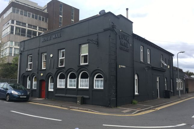 Thumbnail Room to rent in Factory Road, Newport