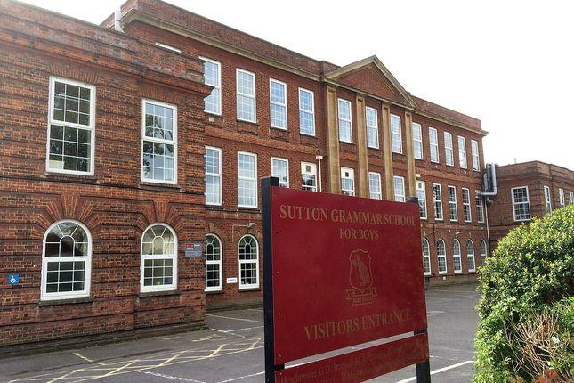 Sutton Grammar School For Boys