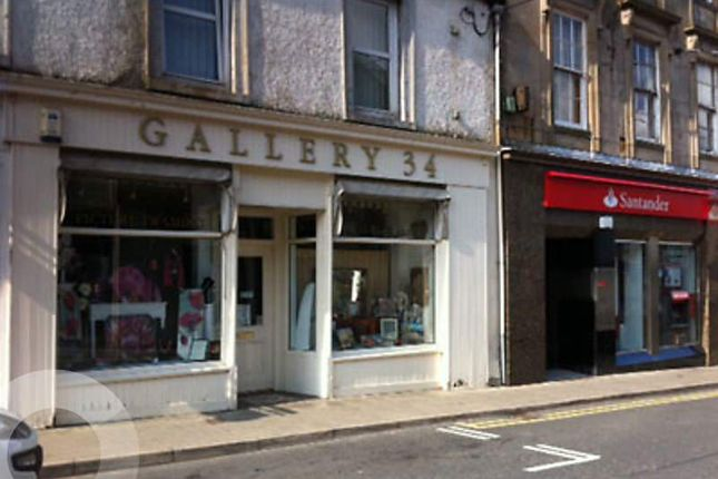 Thumbnail Retail premises to let in George Street, Stranraer