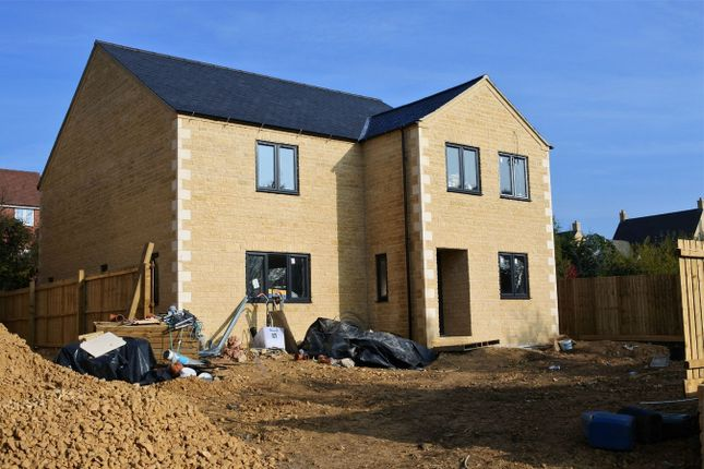 Thumbnail Detached house for sale in Wood Road, Kings Cliffe, Peterborough