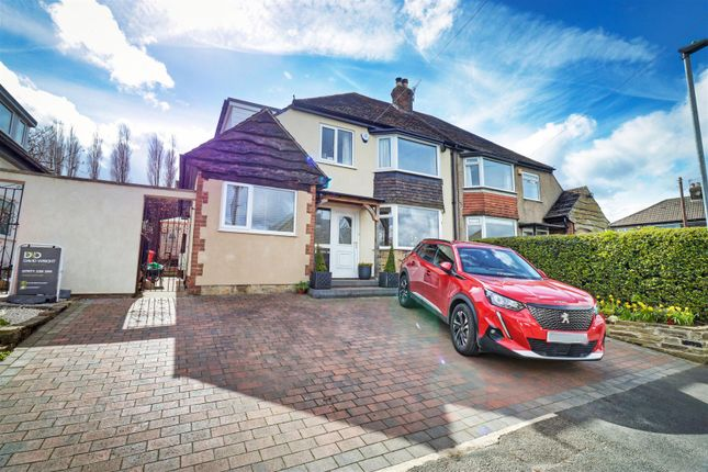 3 bed semi-detached house for sale in Croft Way, Menston, Ilkley LS29