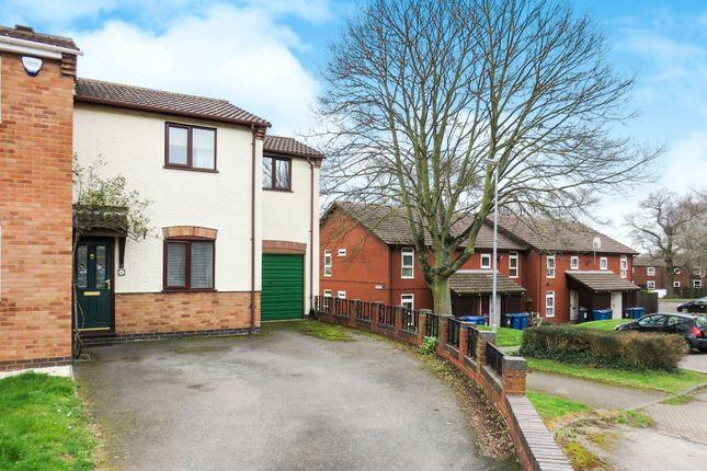 3 bed semi-detached house for sale in Field Road, Lichfield