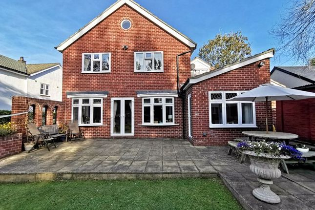 Thumbnail Detached house for sale in Western Way, Ponteland, Newcastle Upon Tyne