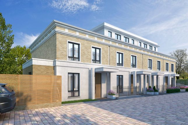 Thumbnail End terrace house for sale in Basilica Mews, Thurleigh Road, London