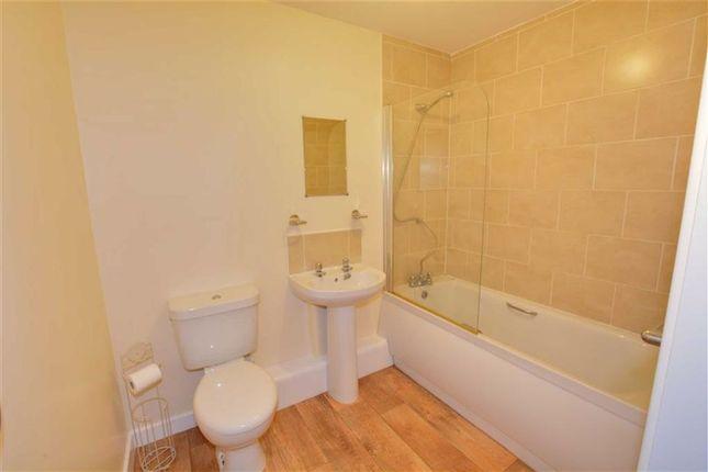 Bathroom of James Court, Hemsworth, Pontefract WF9