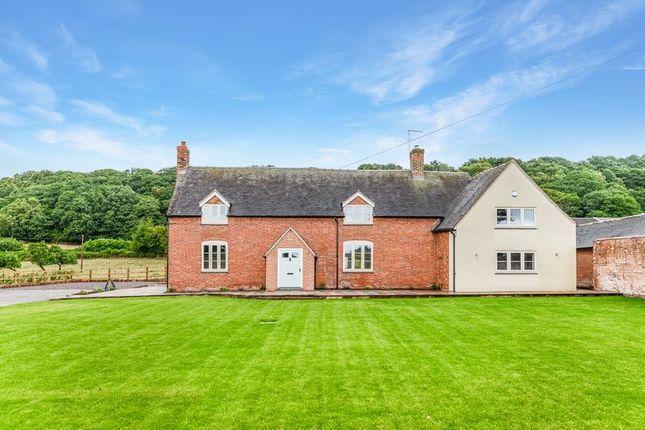 Thumbnail Property for sale in Kenstone, Hodnet, Market Drayton