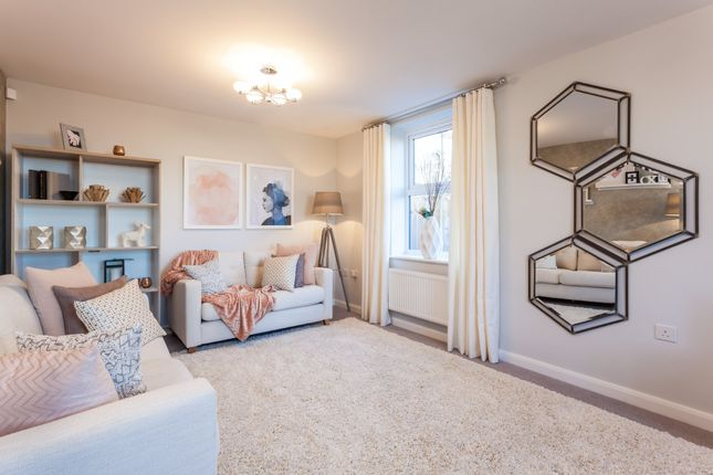 Thumbnail Detached house for sale in The Hadley, Gilbert's Lea, Birmingham Road, Bromsgrove