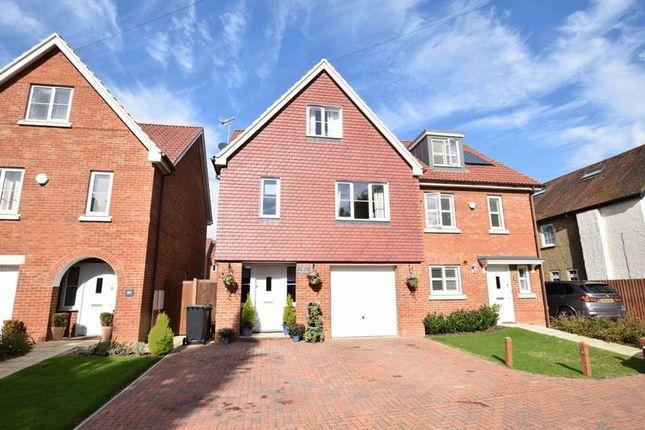 Thumbnail Semi-detached house for sale in Adeyfield Road, Hemel Hempstead
