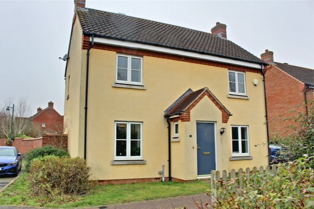 Thumbnail Detached house for sale in Auberry Way, Lower Cambourne, Cambourne, Cambridge