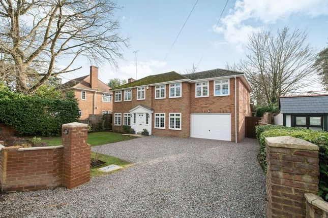 Thumbnail Detached house for sale in Dukes Ride, Crowthorne