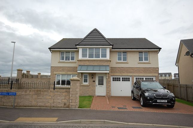 Thumbnail Detached house to rent in Barnhill Drive, Portlethen, Aberdeenshire
