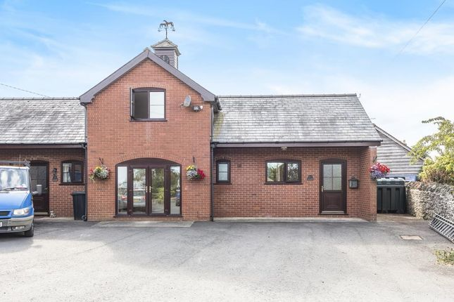 2 bed semi-detached house to rent in The Stables, Presteigne LD8