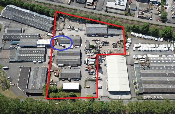 Thumbnail Industrial to let in Newburn Bridge Road, Blaydon On Tyne, Ryton