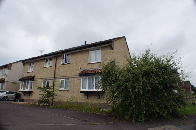 Thumbnail Semi-detached house to rent in Kingsdown Close, Bridgwater