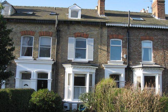 Thumbnail Flat to rent in Wigginton Road, York
