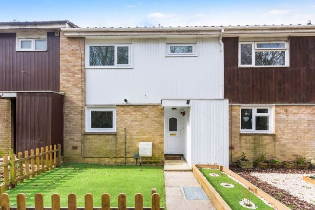 Thumbnail Terraced house for sale in Coxcomb Walk, Bewbush, Crawley, West Sussex