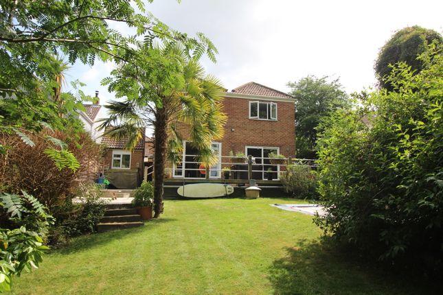 Thumbnail Detached house for sale in Old Chapel Drive, Lytchett Matravers, Poole