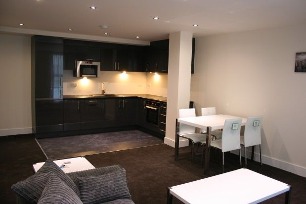 Thumbnail Flat to rent in Indigo Blu, Crown Point Road, Leeds City Centre