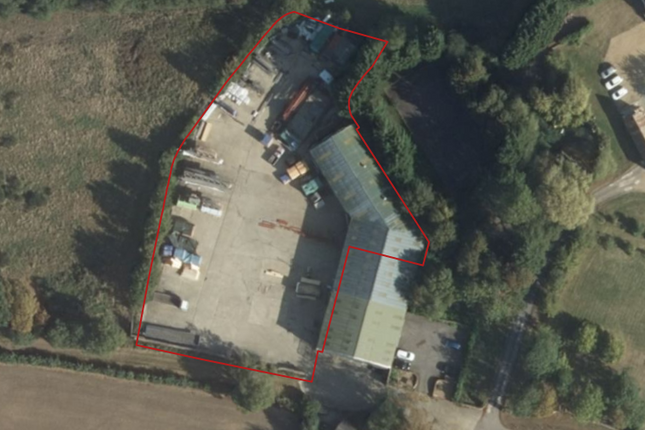 Thumbnail Industrial to let in Gransden Road, Caxton