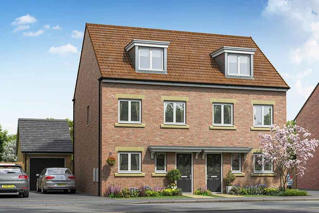 "Thumbnail Property for sale in ""The Bamburgh"" at Cheviot Place, Newton Aycliffe"