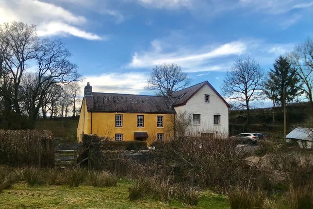Thumbnail Detached house for sale in Bethlehem, Llandeilo