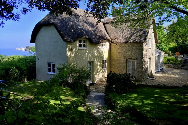 Thumbnail Detached house for sale in Rectory Lane, Studland, Swanage