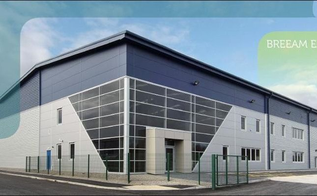 Thumbnail Light industrial to let in Phase 2, Riverview Business Park, Wirral International Business Park, Bromborough, Merseyside