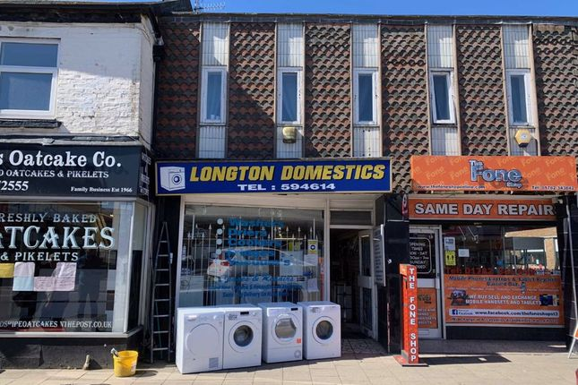 Thumbnail Retail premises for sale in The Strand, Stoke-On-Trent, Staffordshire