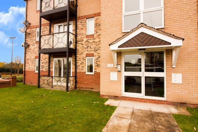 Thumbnail Flat to rent in Langsett Court, Lakeside, Doncaster