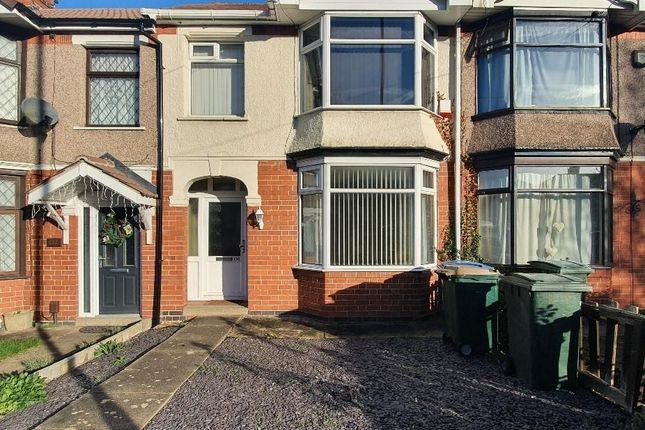 3 bed terraced house to rent in Sewall Highway, Wyken, Coventry CV2