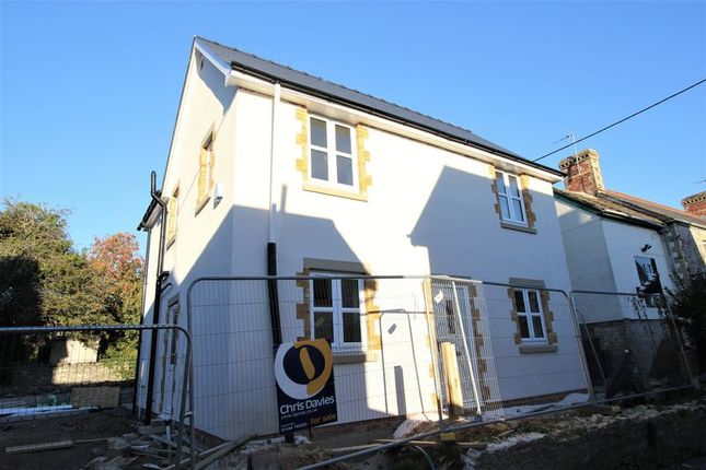Thumbnail Detached house for sale in Durell Street, Llantwit Major